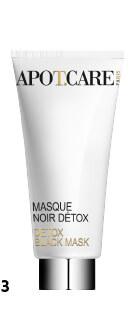 NEW Apot.Care   Mask Noir Detox