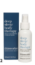 THIS WORKS Deep Sleep Body Therapy Spray