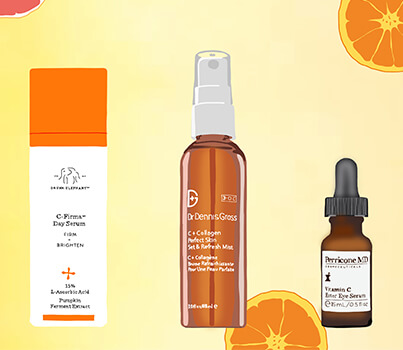 Six Supercharged Vitamin C Products That Will Transform Your Skin