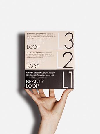 Beauty Loop boxes