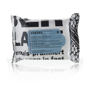 KORRES | Milk Proteins Cleansing and Makeup Removing Wipes