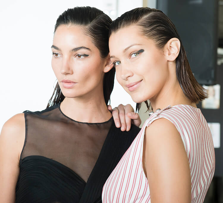 Backstage Beauty Report: SS18