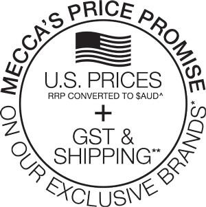 MECCA'S Price Promise