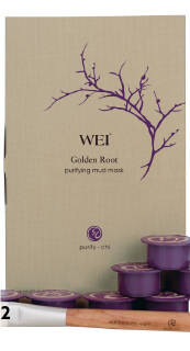 Wei   Golden Root Purifying Mud Masks