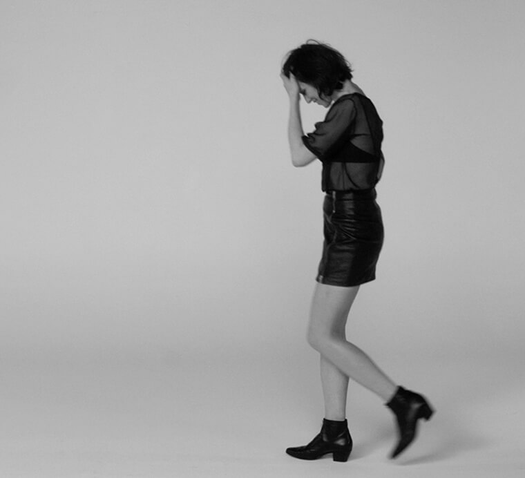 CHARLOTTE GAINSBOURG: ACTRESS & MUSICIAN