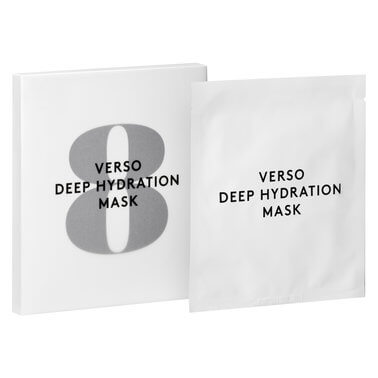 Verso Skincare - DEEP HYDRATION MASK 6PCS