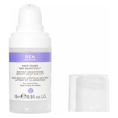 Ren - Instant Brightening Beauty Shot Eye Lift