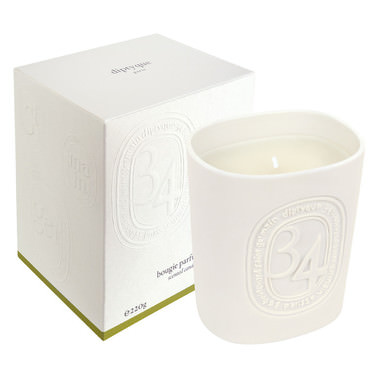 34 boulevard saint germain candle diptyque mecca for Buy diptyque candles online