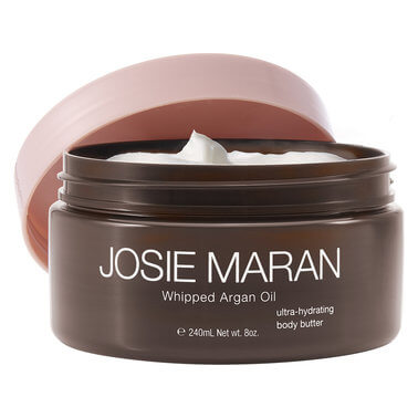 Josie Maran Cosmetics - Whipped Argan Oil Body Butter - Unscented