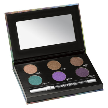 Urban Decay - Wende's Contraband Palette