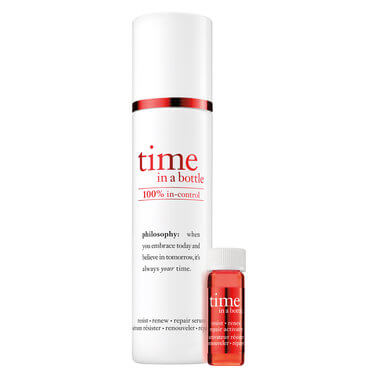 Philosophy - TIME IN A BOTTLE SERUM