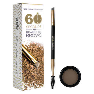 Billion Dollar Brows - 60 Seconds to Beautiful Brows
