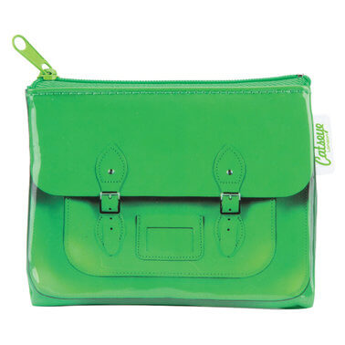 Catseye London - Satchel Coin Purse - Green