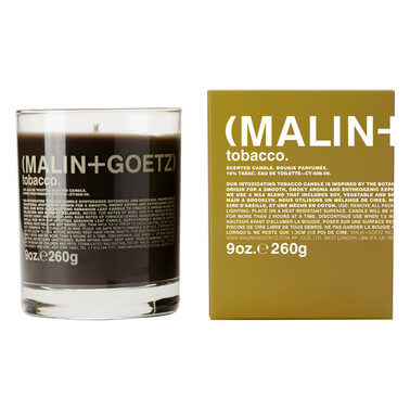 Malin+Goetz - Tobacco Candle