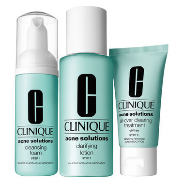 Clinique - Anti-Blemish Solutions 3-Step System
