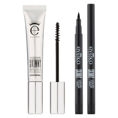 Eyeko London - Skinny Brush Mascara and Liquid Eyeliner Duo