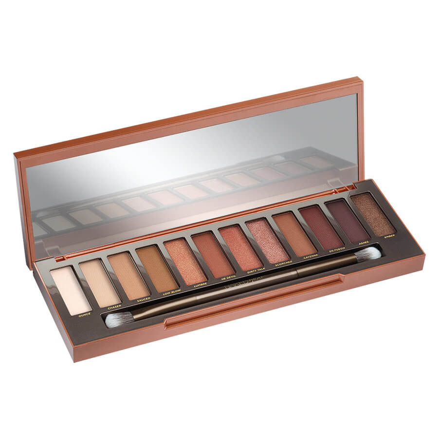 naked heat eyeshadow palette urban decay mecca. Black Bedroom Furniture Sets. Home Design Ideas