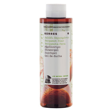Korres - Bergamot Pear Shower Gel