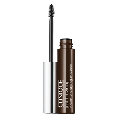 Clinique - Just Browsing Brush-On Styling Mousse - Brown Black