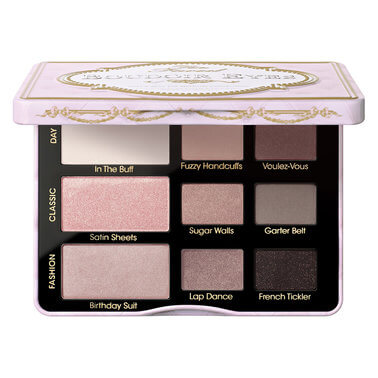 Too Faced - Boudoir Eyes Eyeshadow Collection