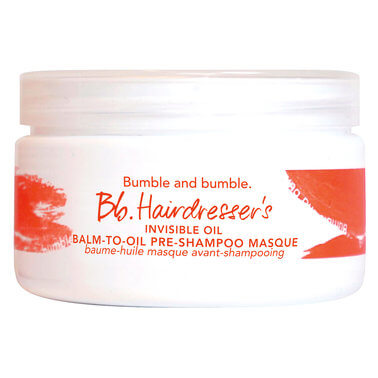 Bumble and bumble - Hairdresser's Balm To Oil Pre-Shampoo Masque