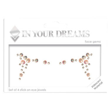 In Your Dreams - FACE GEMS IRIDESCENT WATERF