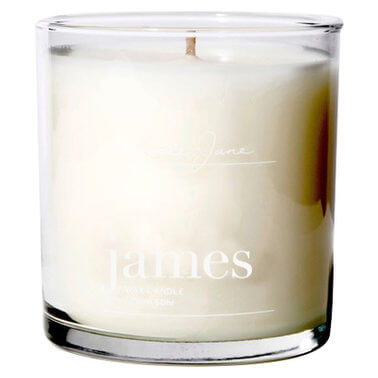 By Rosie Jane - James Soy Wax Candle
