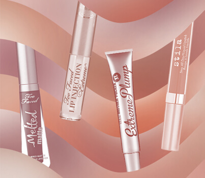 Mecca's lip best-sellers revealed