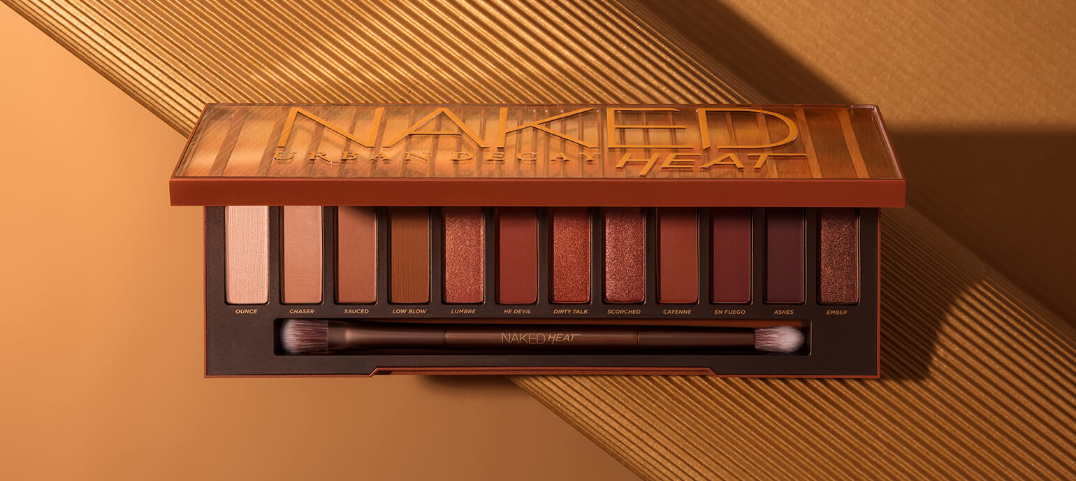 We're All Talking About... Urban Decay's Naked Heat