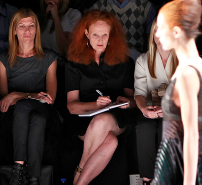 GRACE CODDINGTON US VOGUE CREATIVE DIRECTOR AT LARGE