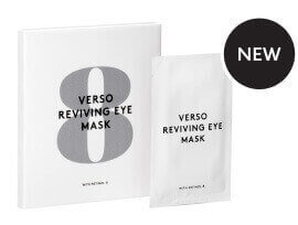 NEW VERSO| Reviving Eye Mask
