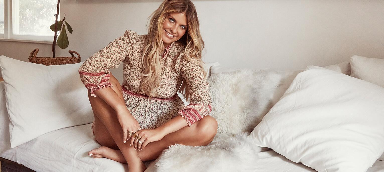 Elle Ferguson: Fashion influencer, model and brand founder