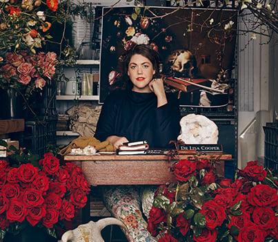 Lisa Cooper: Florist, Artist, Doctor of Philosophy