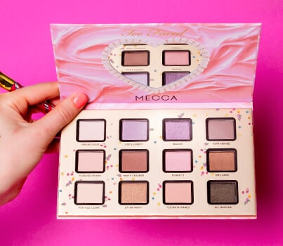We're all talking about...Too Faced MECCA20 Funfetti Birthday Palette
