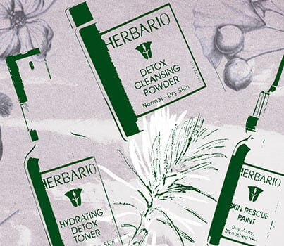 Meet Herbario - if ever there's a time for a naturopath brand, it's now