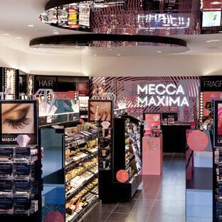 The Concept: MECCA MAXIMA