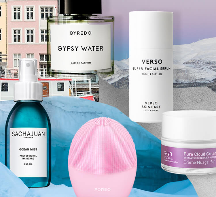 All about cool-chic Scandinavian beauty brands