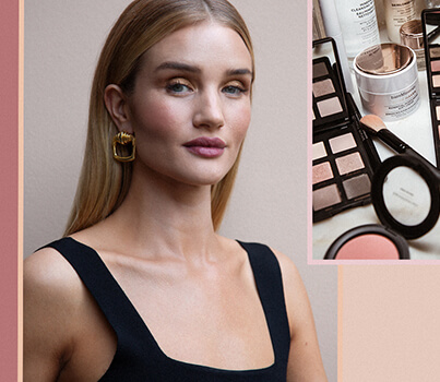 Rosie Huntington Whiteley on the power of makeup for confidence, career and creativity