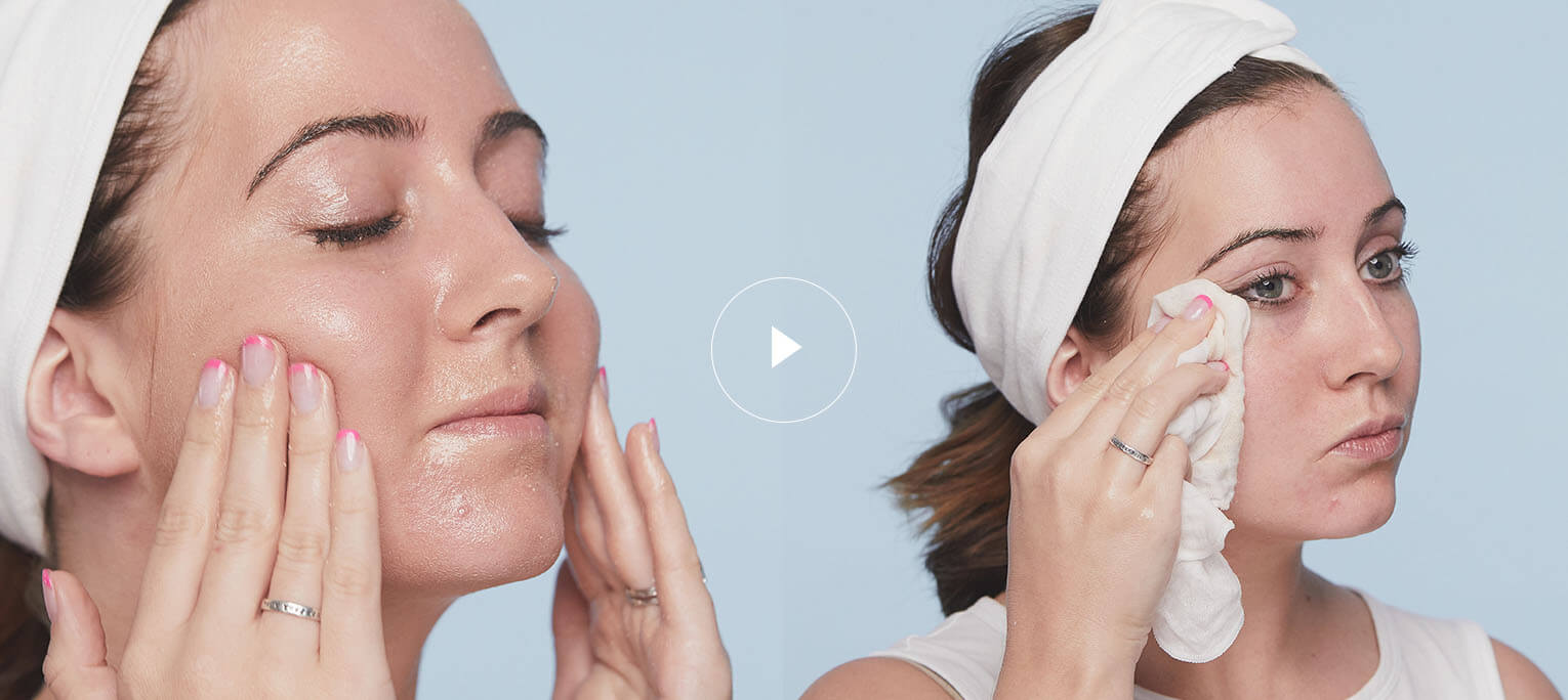 Watch: Improve your skin at home with this simple and relaxing facial