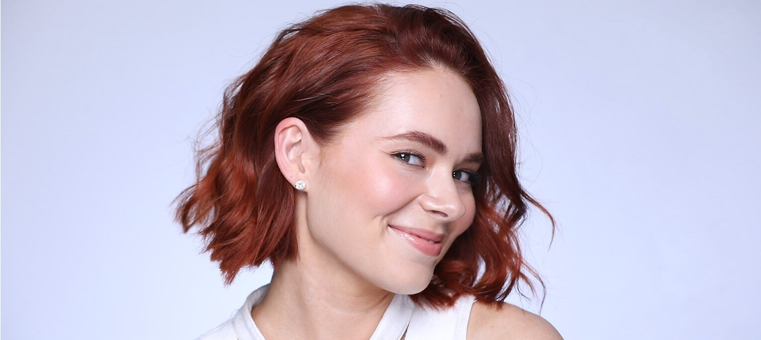 Three simple (but super-chic) party hairstyles