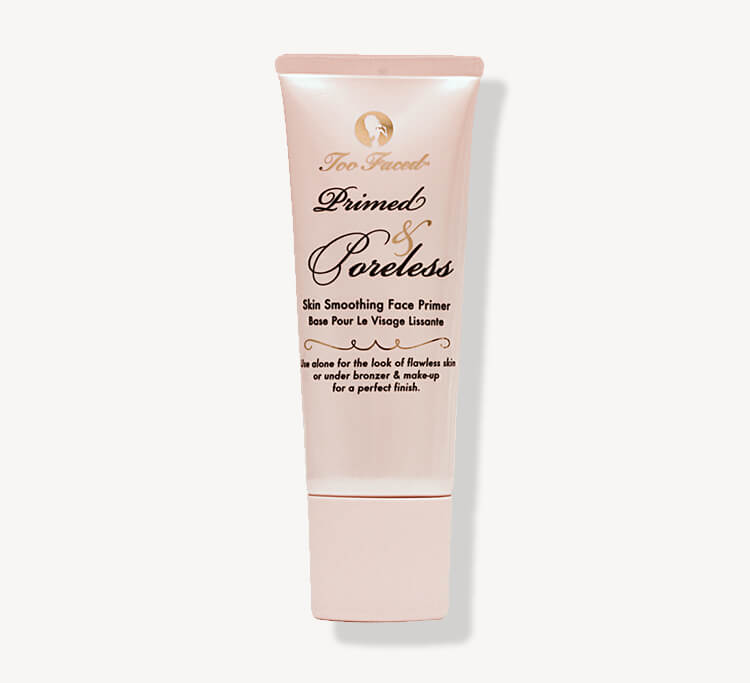Too Faced Primed & Poreless Skin Smoothing Face Primer at MECCA