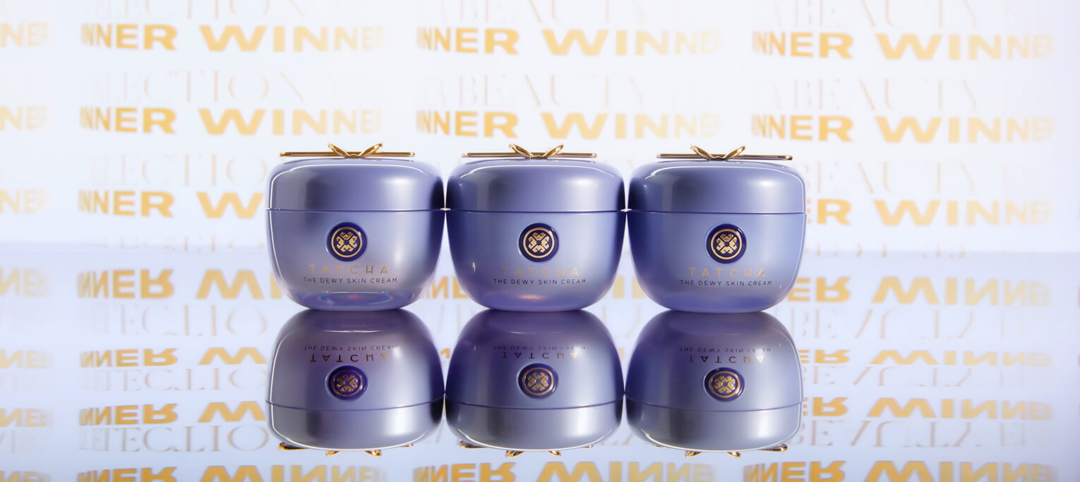 Tatcha's Dewy Skin Cream took out 'best moisturiser' in this year's Beauty Election – here's why