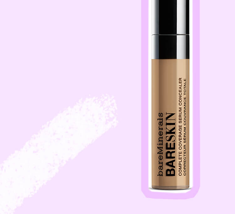 bareSkin Complete Coverage Serum Concealer at MECCA