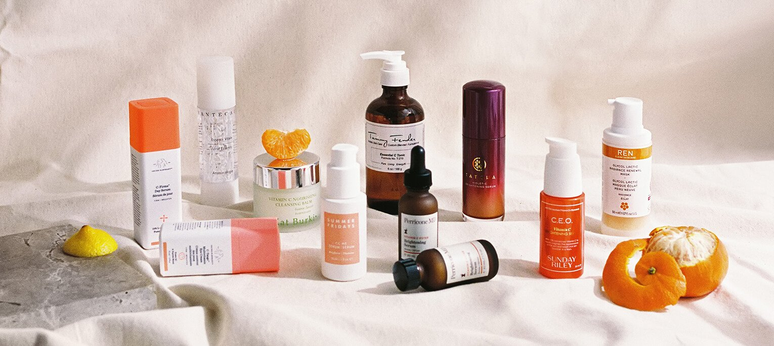 Everything you need to know about incorporating vitamin C into your skincare routine