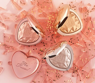 WE'RE ALL TALKING ABOUT… TOO FACED LOVE LIGHT HIGHLIGHTERS