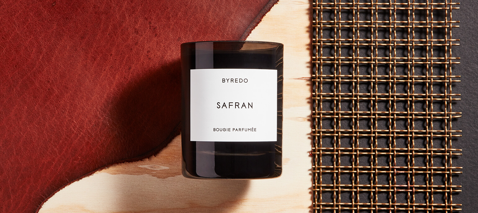 BYREDO'S CULT WINTER CANDLE