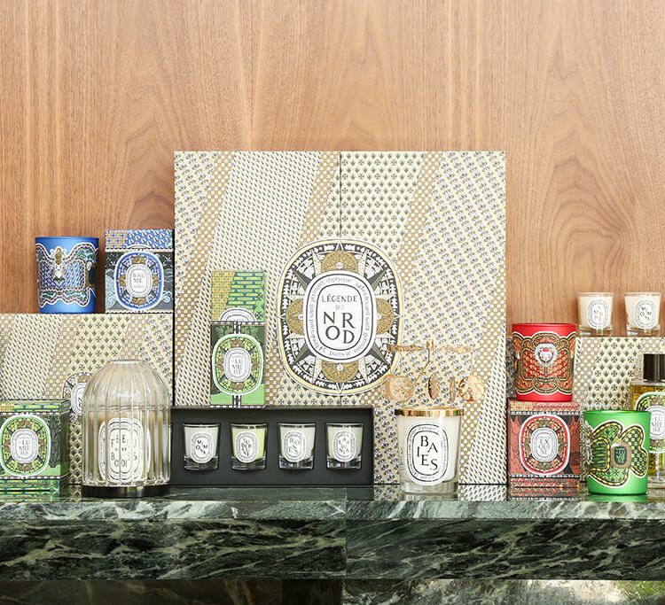 Diptyque's holiday collection is the stuff of legends