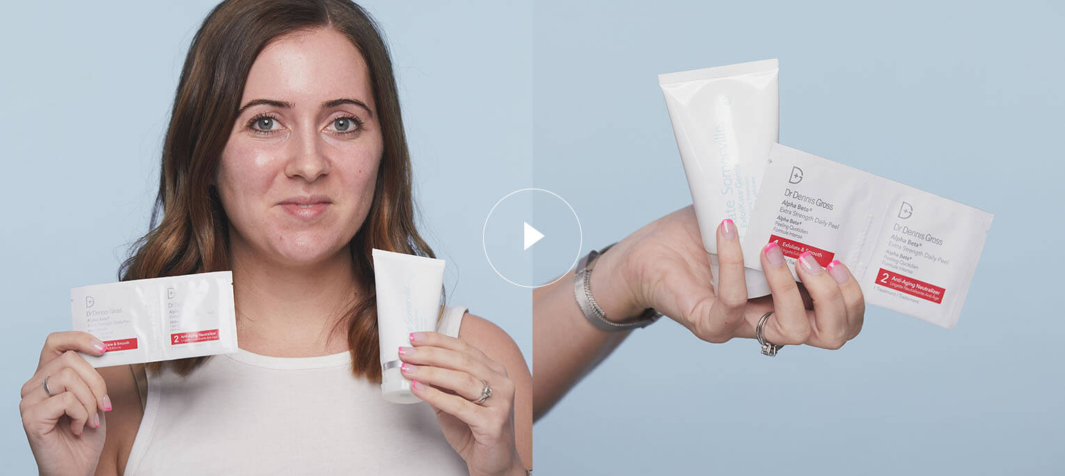 Watch: chemical or physical exfoliators – which one is for you?