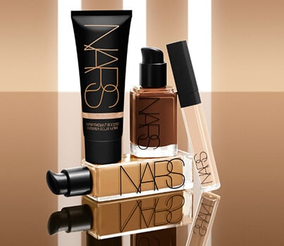 NARS turns up the wattage on glow
