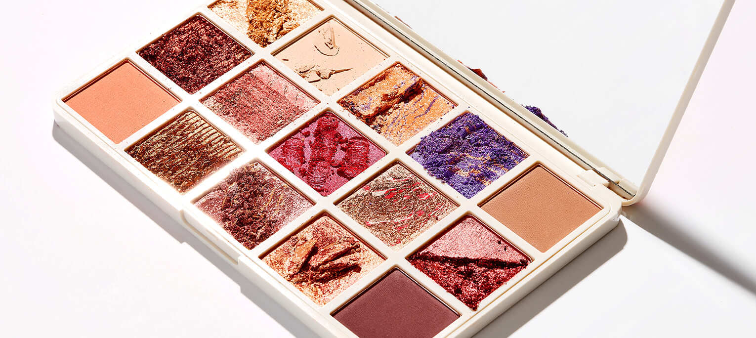 We're all talking about … the new queen of palettes